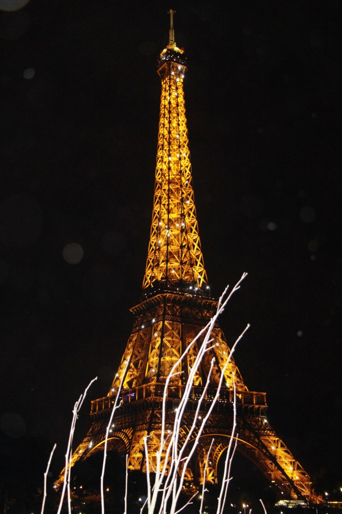 Enticing Eiffel